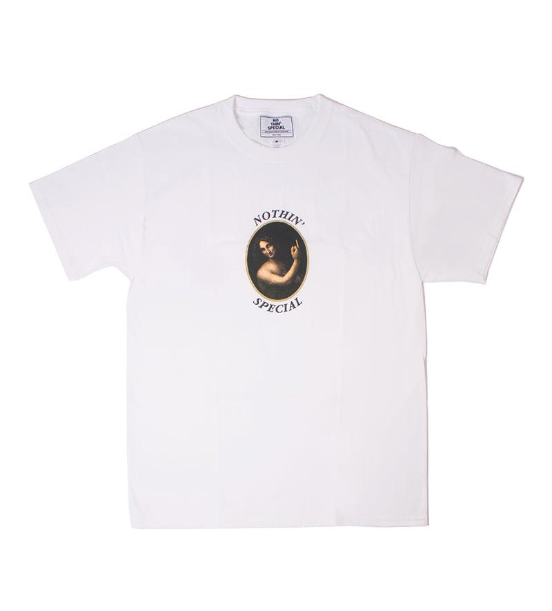 Two Faced Tee (White)