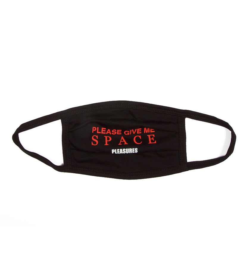 Space Face Mask (Black)
