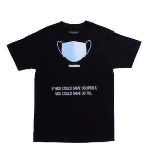 Save Yourself T-Shirt (Black)