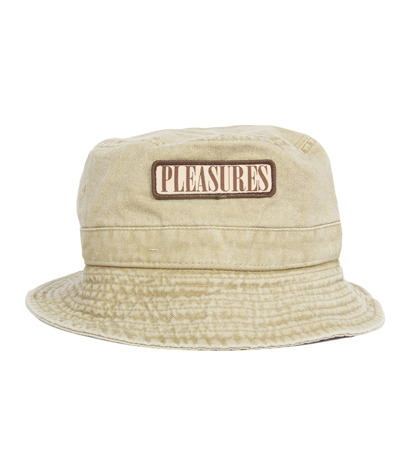 Spank Bucket Hat (Washed Khaki)