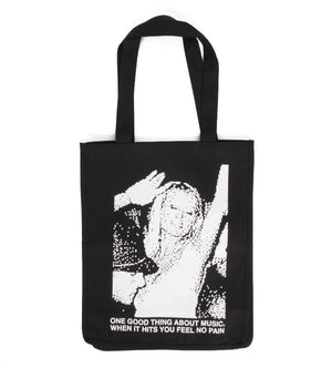 One Night Tote Bag (Black)