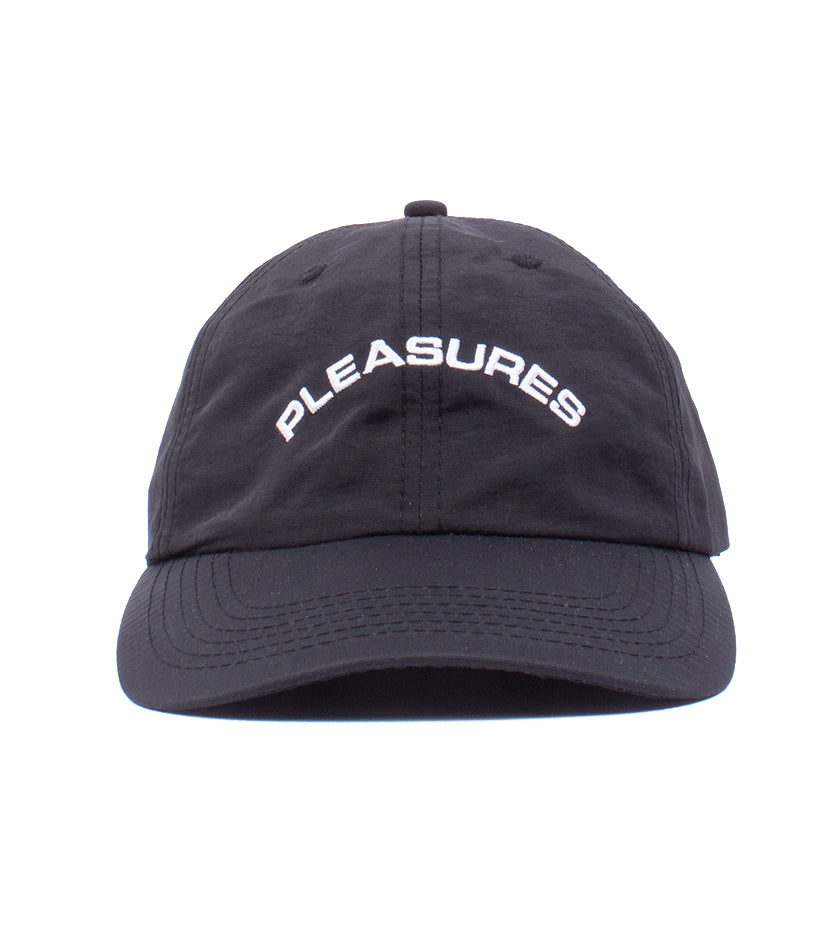 Destiny Nylon Polo Cap (Black)