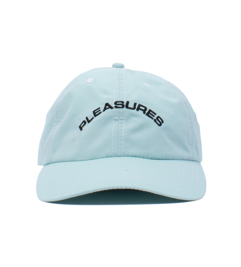 Destiny Nylon Polo Cap (Light Blue)