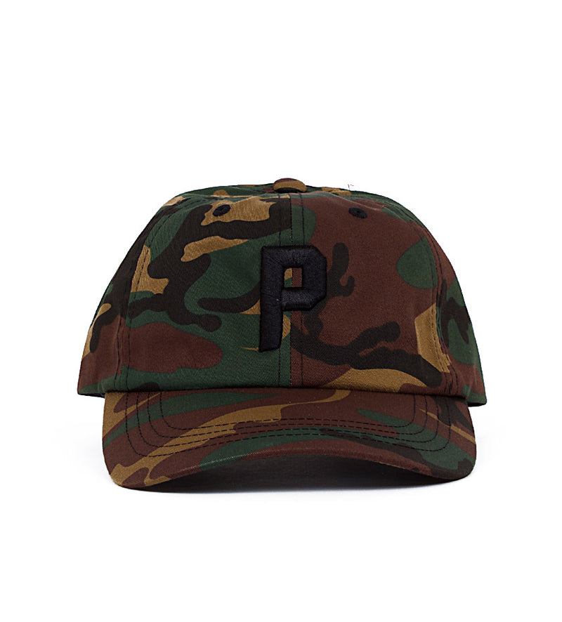 Stock P Dad Hat (Camo)