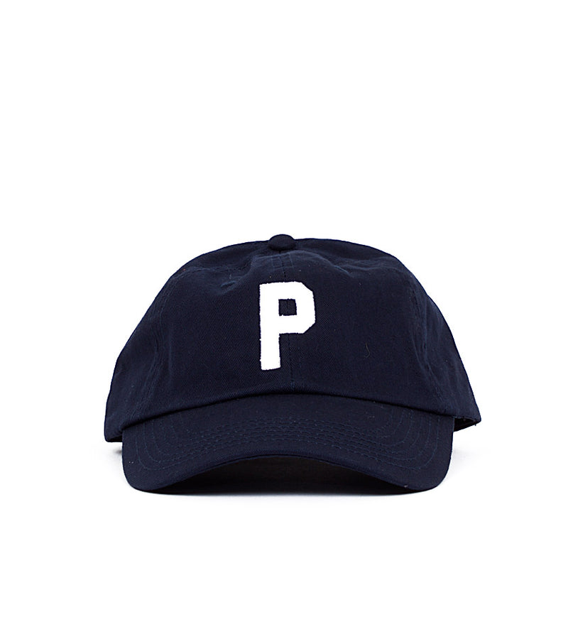 Stock P Dad Hat Kids (Navy)