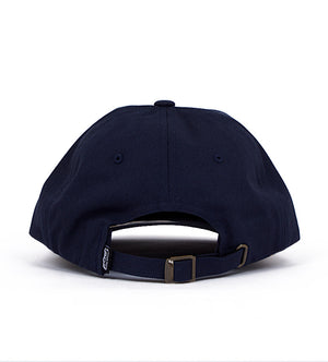 Houston Cursive Dad Hat (Navy)