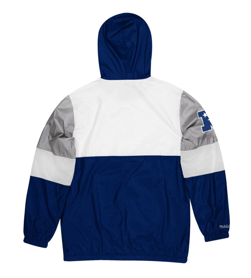 Dallas Cowboys Surprise Win Windbreaker (Navy)