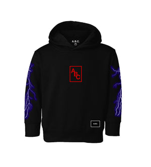 Quiet Storm Hoody (Black)