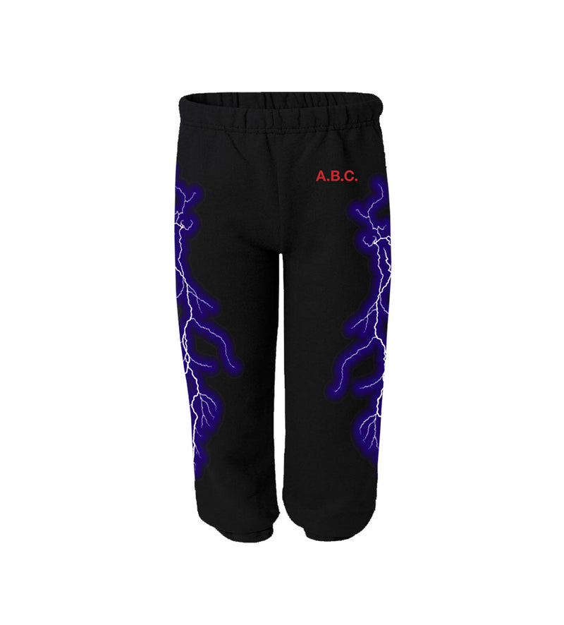 Quiet Storm Sweatpants (Black)
