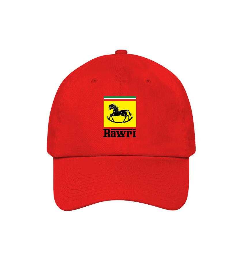 Rawri Dad Hat (Red)