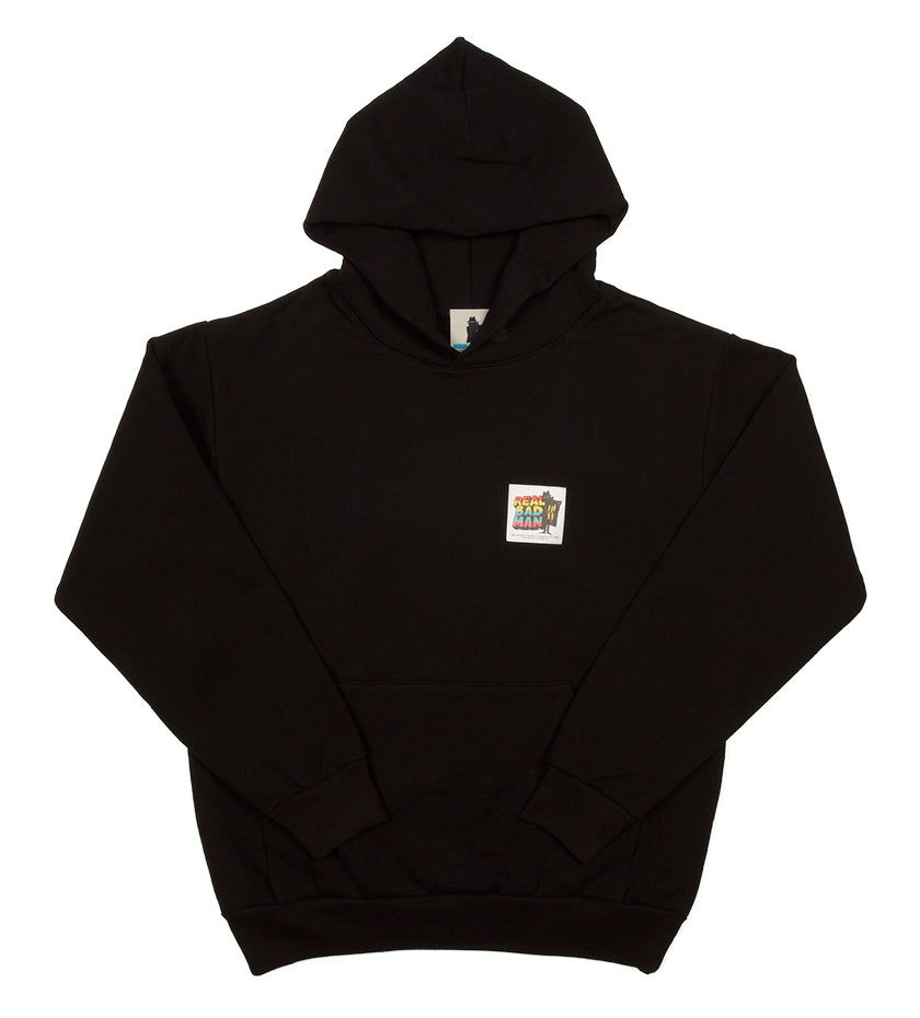RBM Patch Hood (Black)