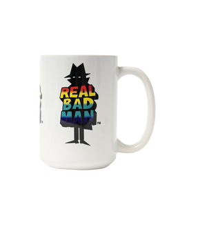 RBM Tall Mug (White)
