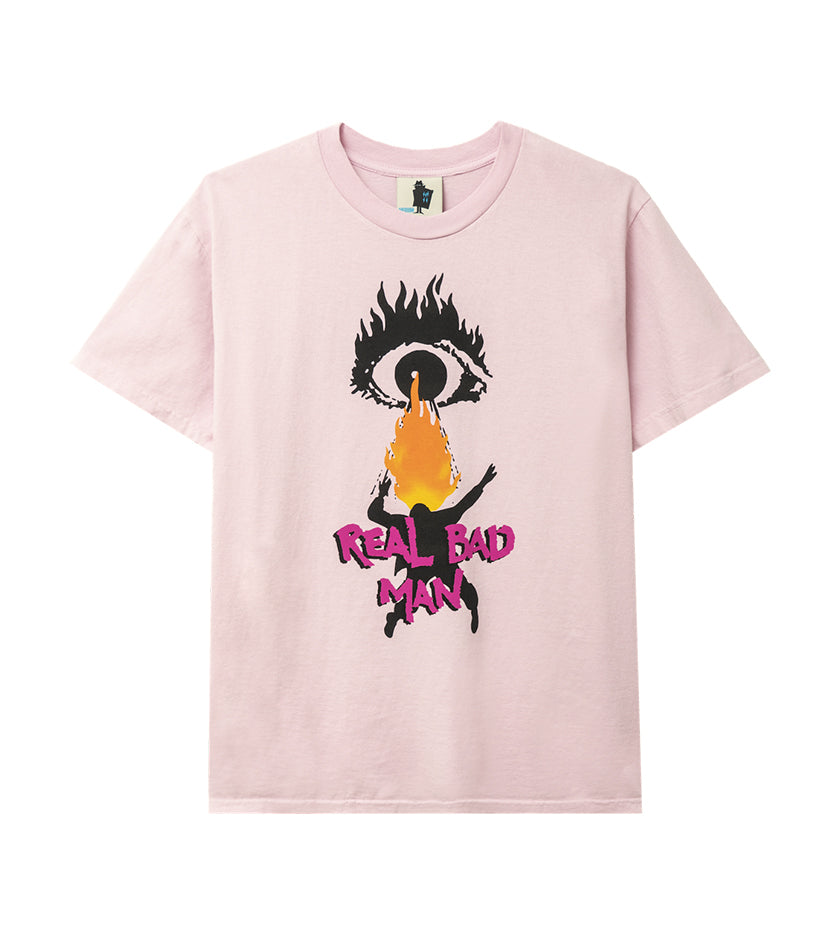 Bold New Vision S/S Tee (Bland Pink)