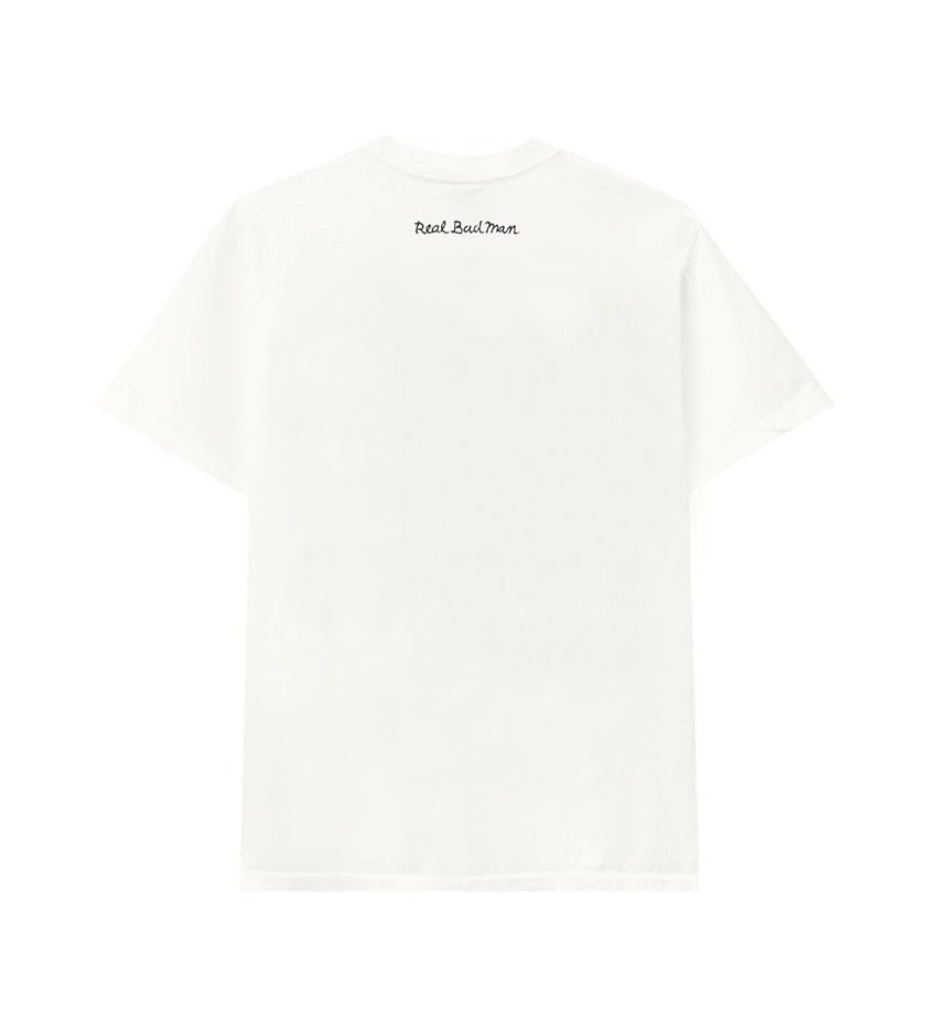 This Is Not A Pipe S/S Tee (White)