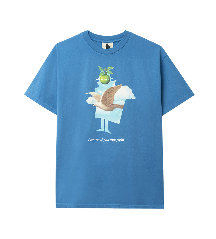 This Is Not A Pipe S/S Tee (Blusey)