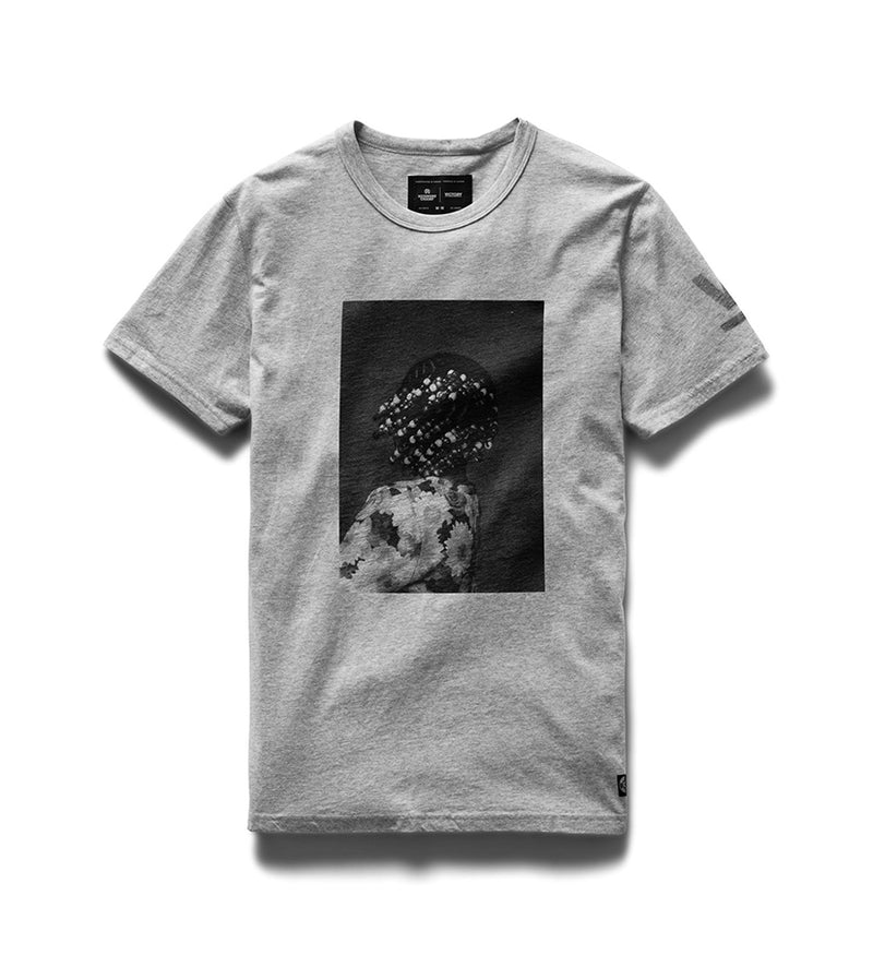 Victory Journal Beads T-Shirt (Heather Grey)