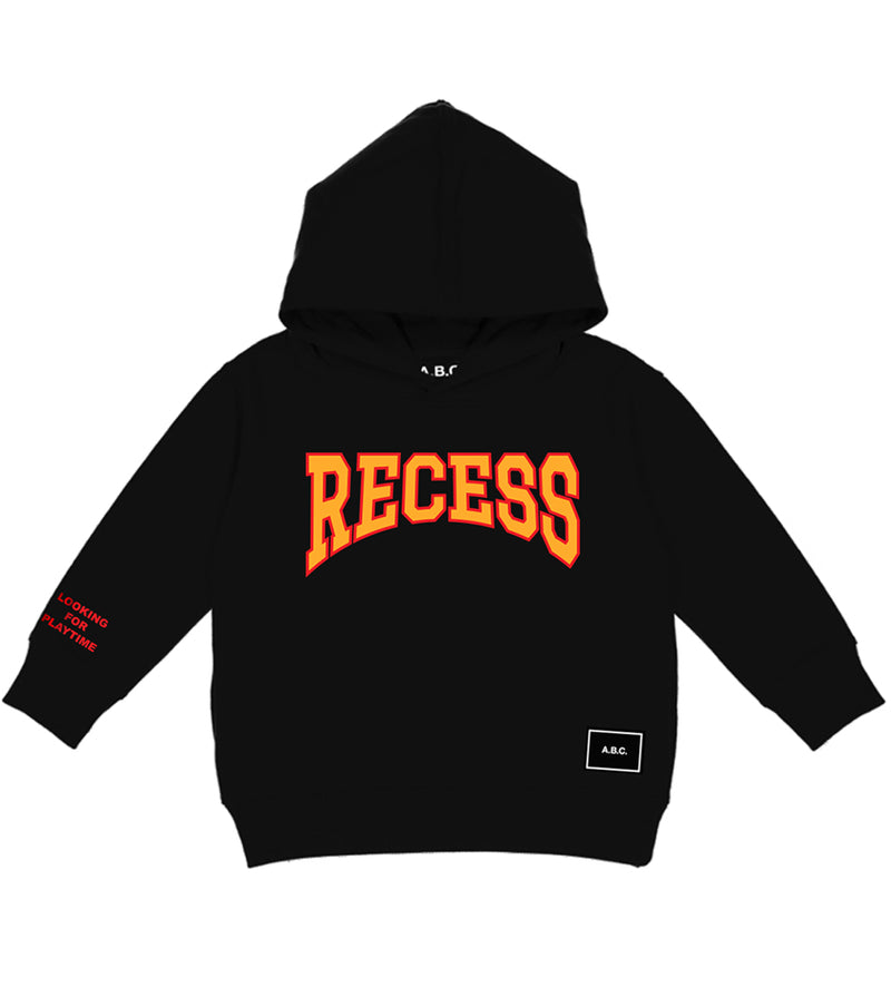Recess Hoody (Black)