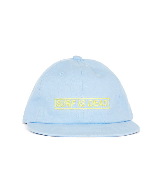 Boxed In Hat (Blue Bell)