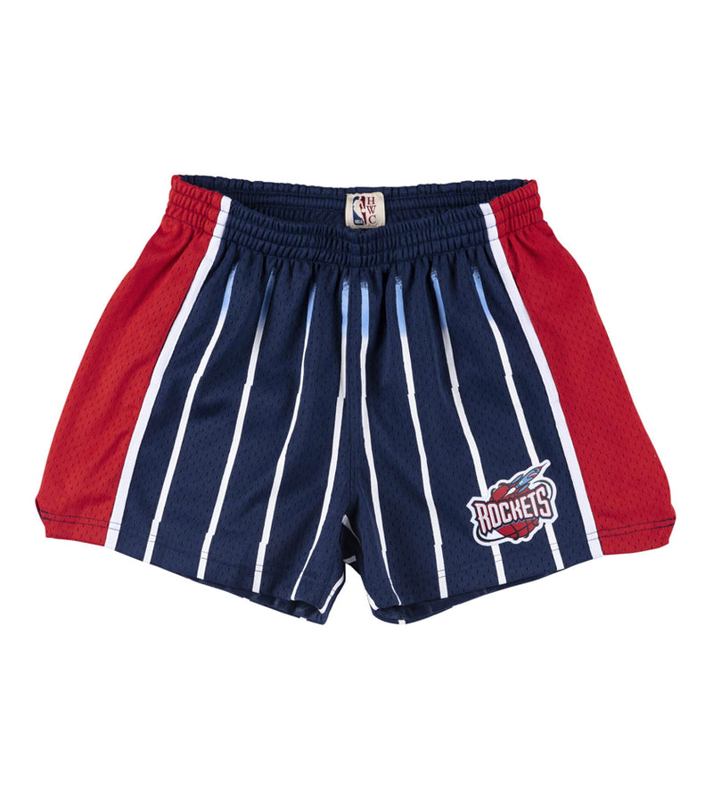 Women's Houston Rockets Jump Shot Shorts (Navy)