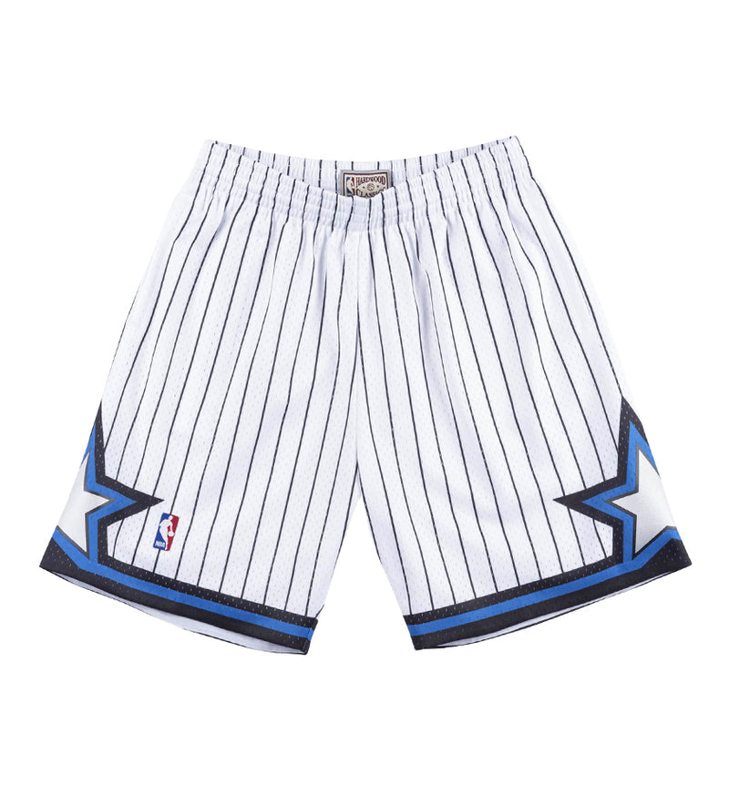 Orlando Magic Swingman Shorts 1993-94 (White)