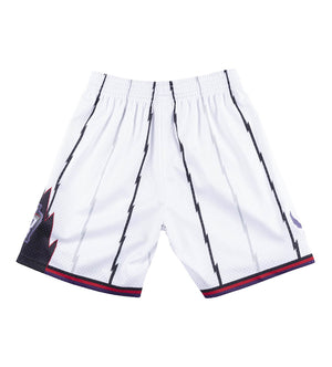 Toronto Raptors Swingman Shorts (White)
