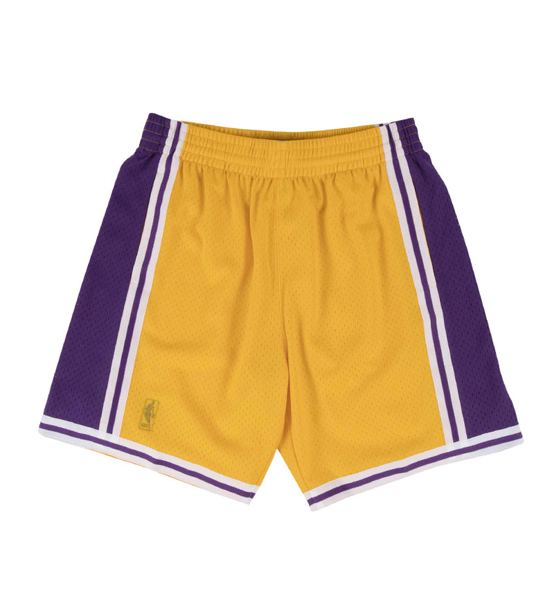 Los Angeles Lakers '96-'97 Swingman Shorts (Purple / Gold)