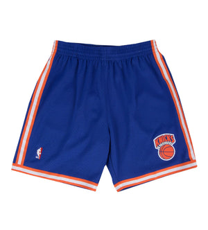 New York Knicks Swingman Shorts (Royal)
