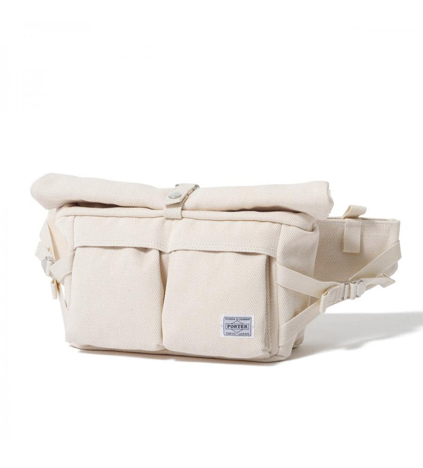 BANFF Waist Bag (Off White)