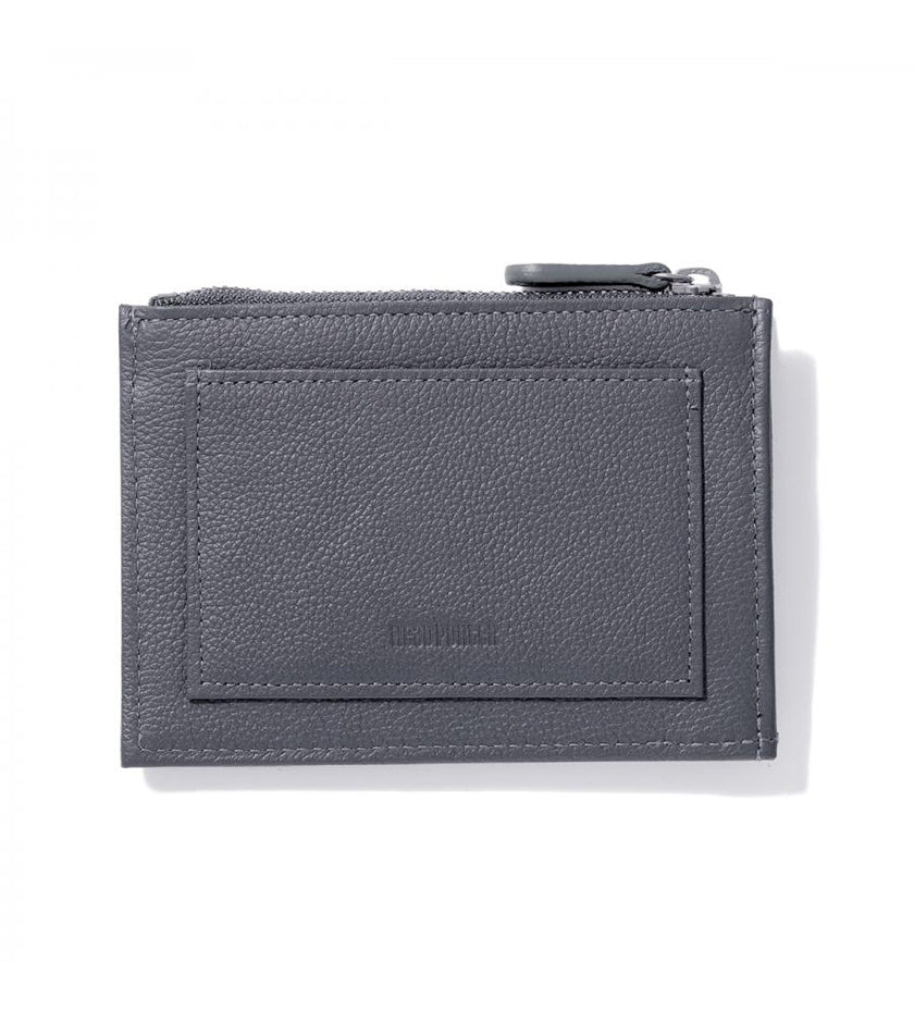 Henderson Zip Wallet (Grey)