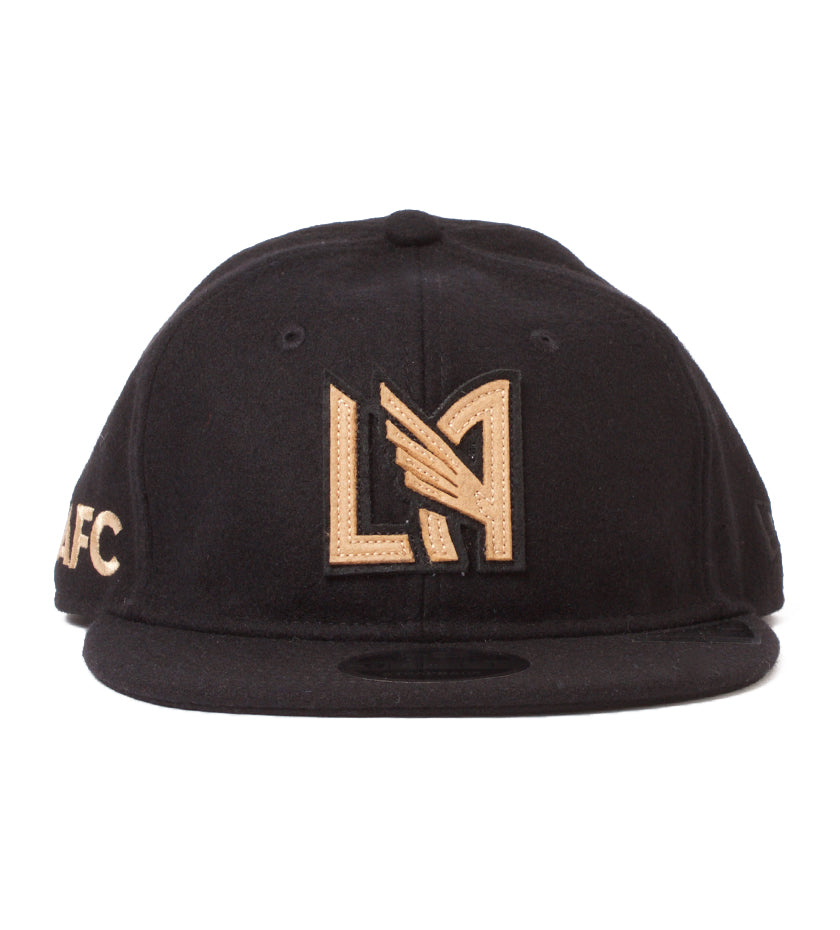 Proper x New Era LAFC 9Fifty Strapback (Black)