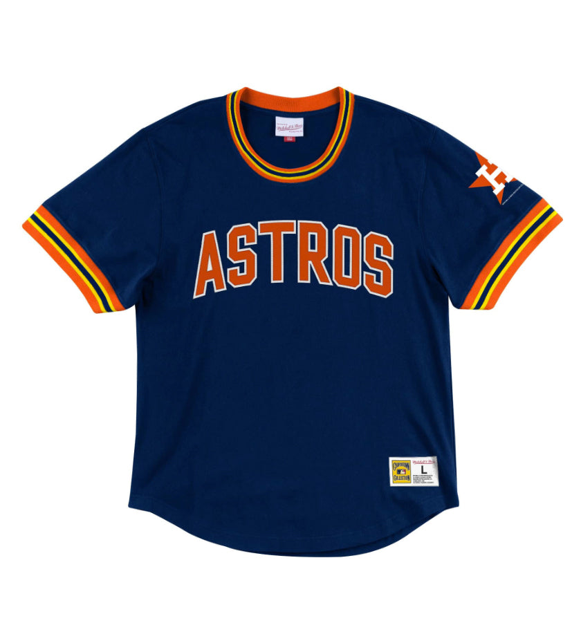 Houston Astros Wild Pitch Top (Navy)