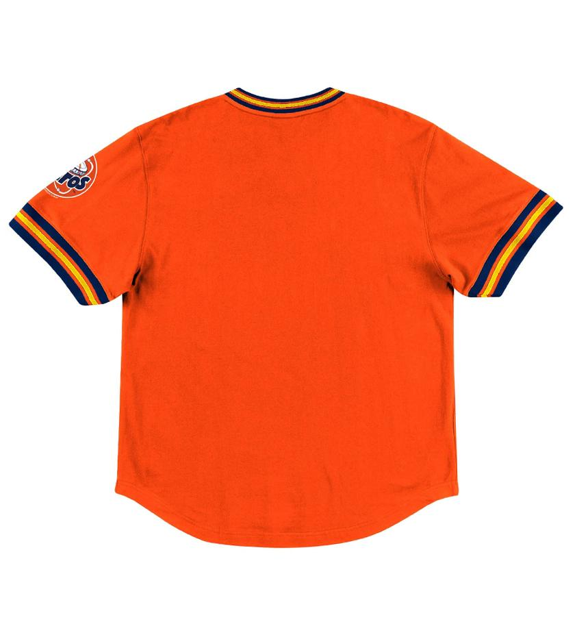 Astros Wild Pitch Top (Orange)