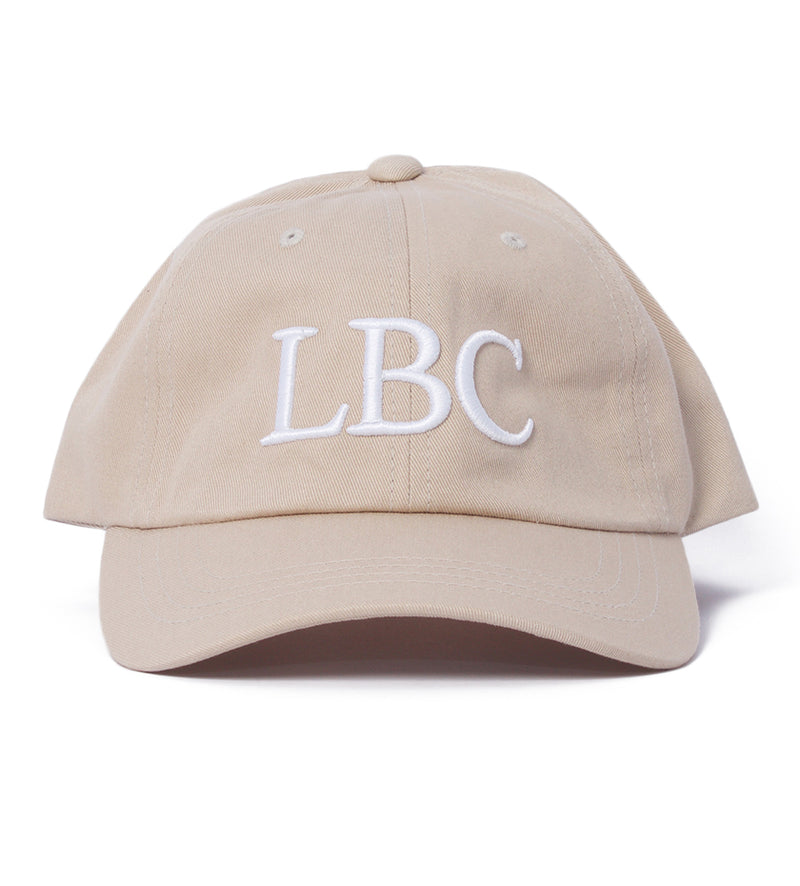 LBC Dad Hat (Khaki / White)