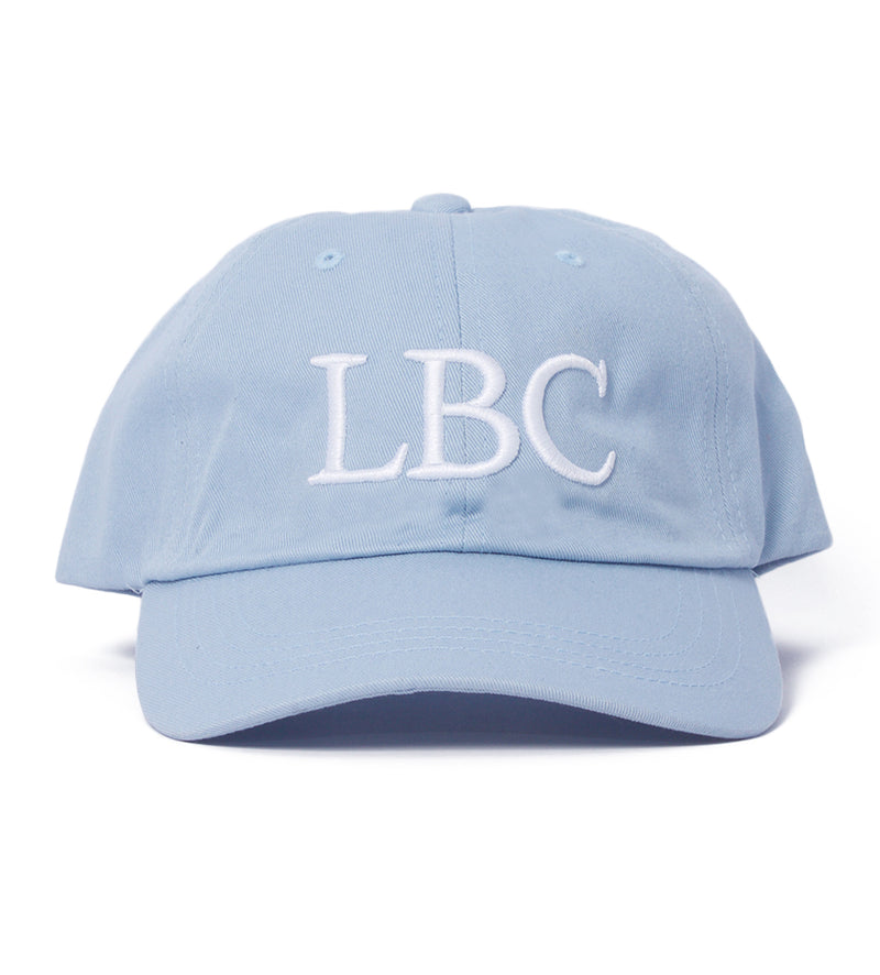 LBC Dad Hat (Light Blue / White)