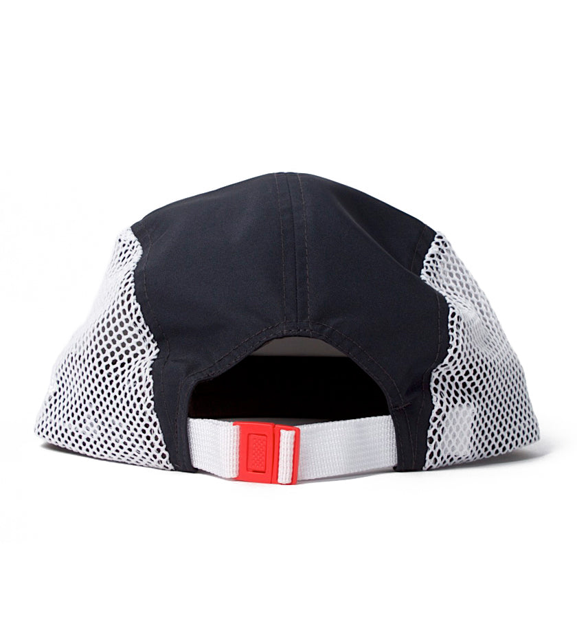 Proper x New Era U.S. Soccer 5-Panel Mesh Camper (Navy / White)