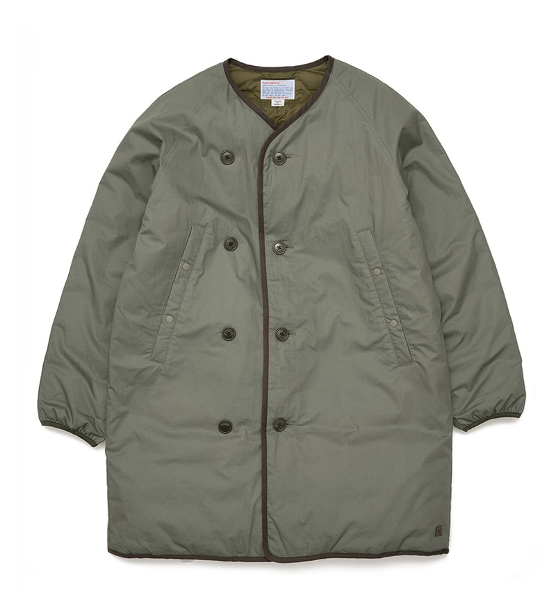 nanamican Down Coat (Cedar)