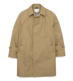 GORE-TEX Soutien Collar Coat (Beige)