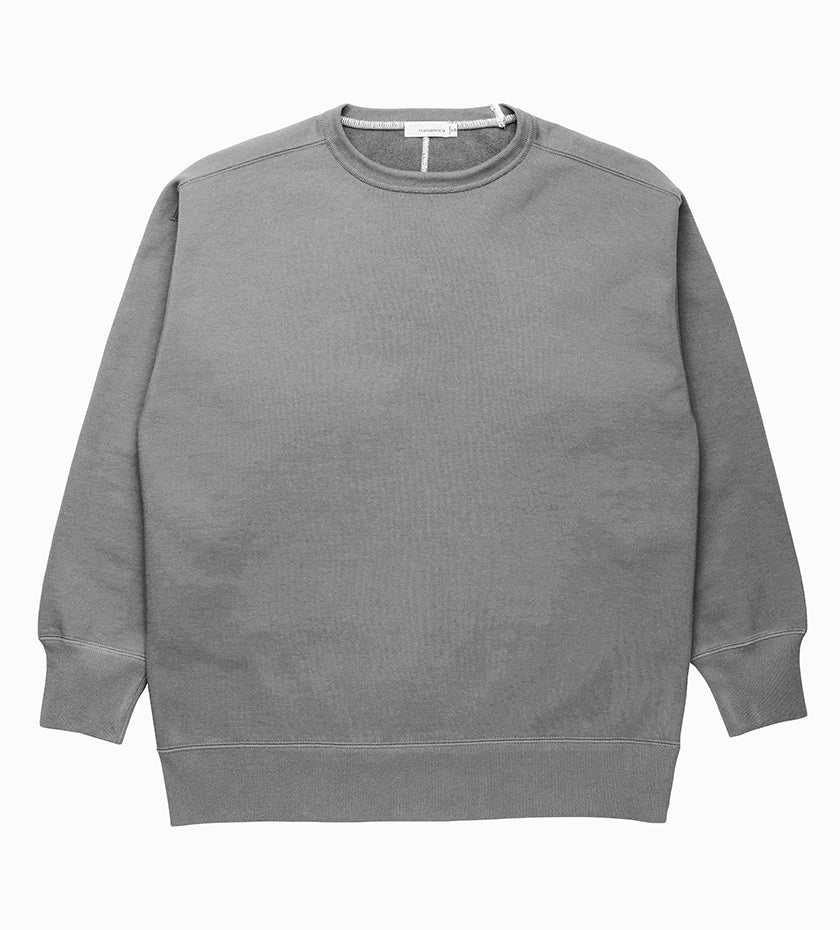 Crewneck Sweatshirt (Heather Grey)
