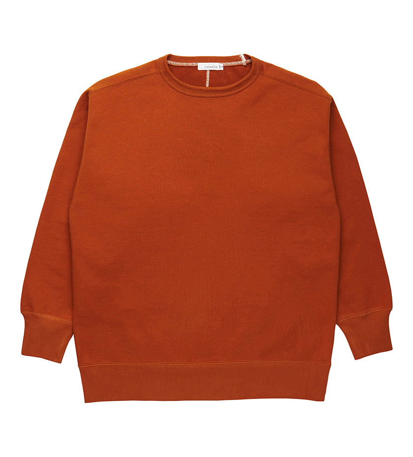 Crewneck Sweatshirt (Orange)