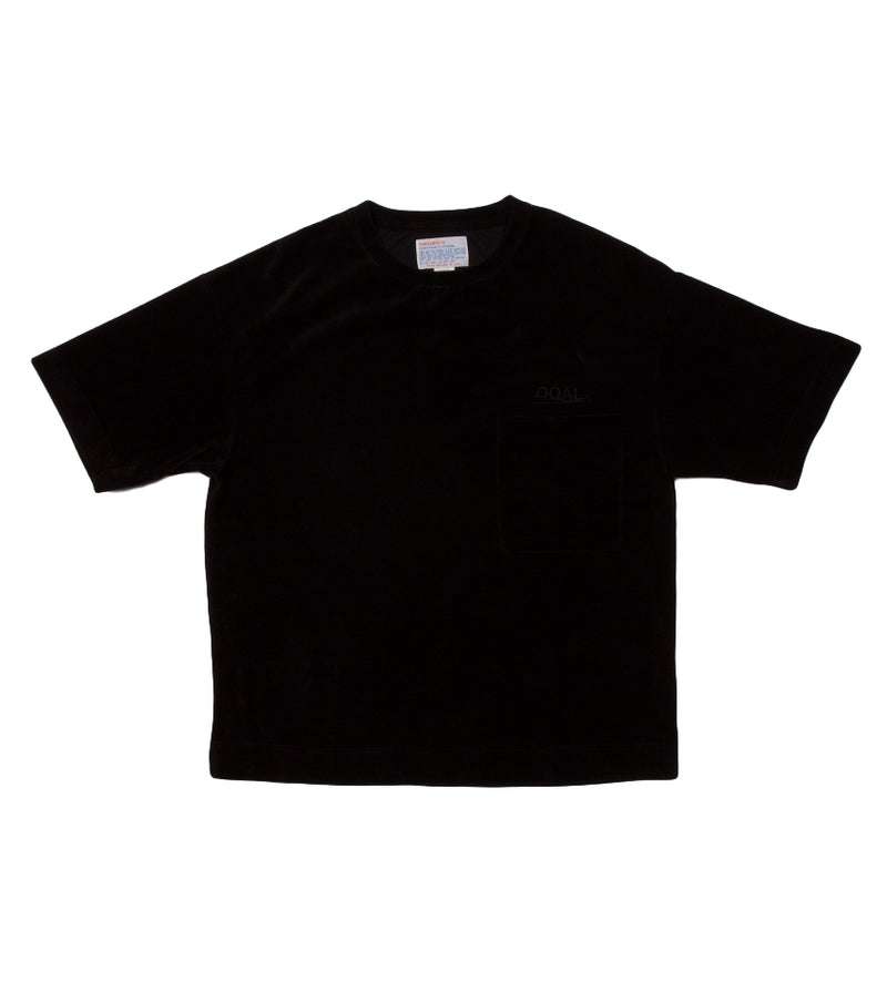 nanamican H/S Tee (Black)