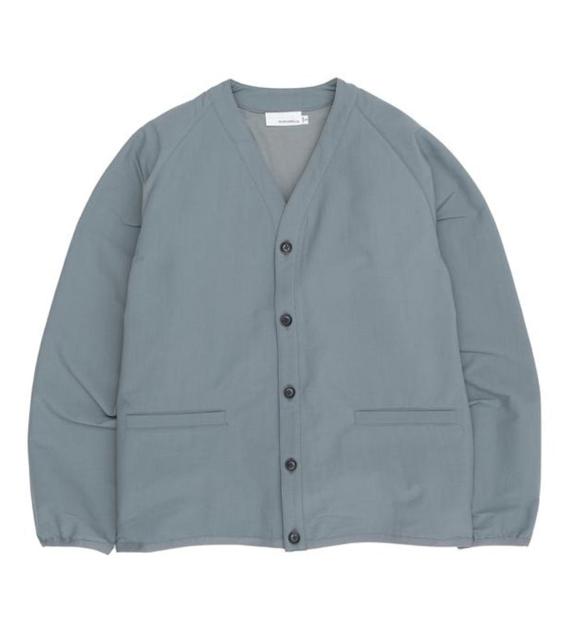 Breath Tune Cardigan (Gray)