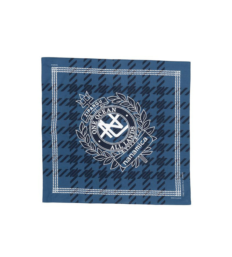 Bandana (Blue Check)