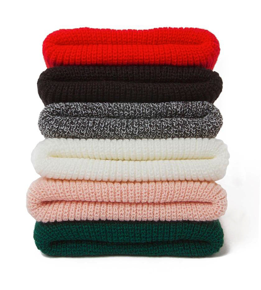 Color Archive Essential Beanie (Zebra Marl)