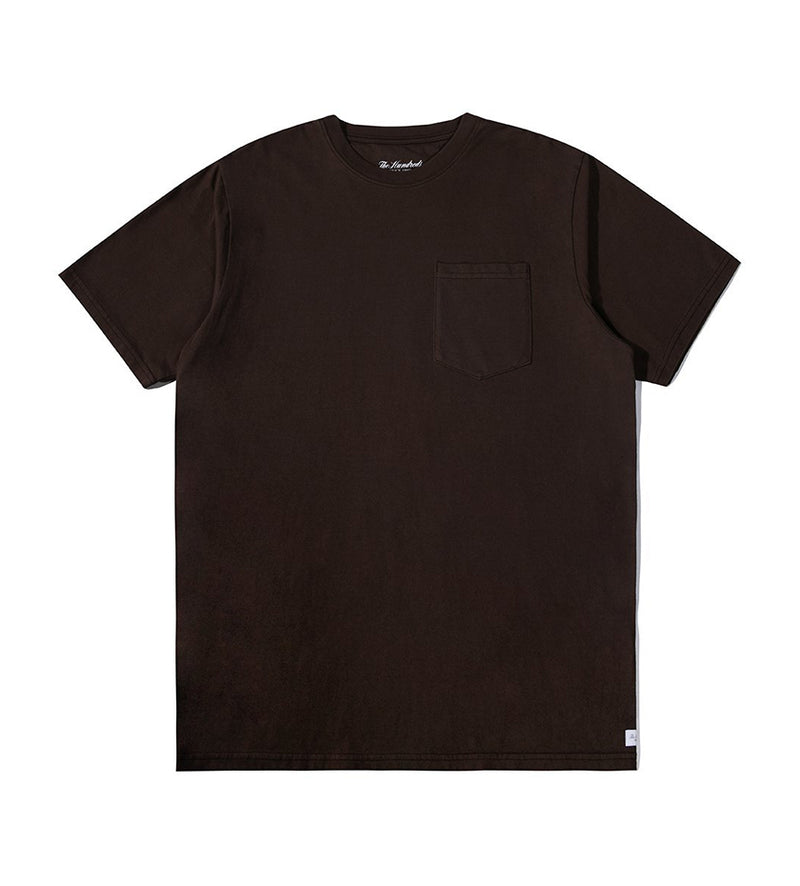 Perfect Pocket F20 T-Shirt (Brown)