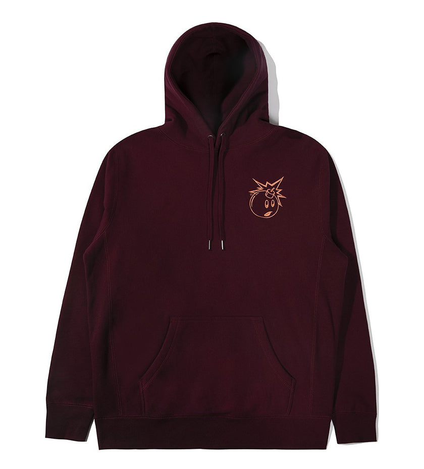 Outline Adam Pullover (Maroon)