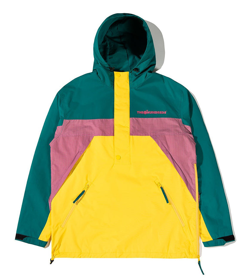 Canyon Anorak (Green)
