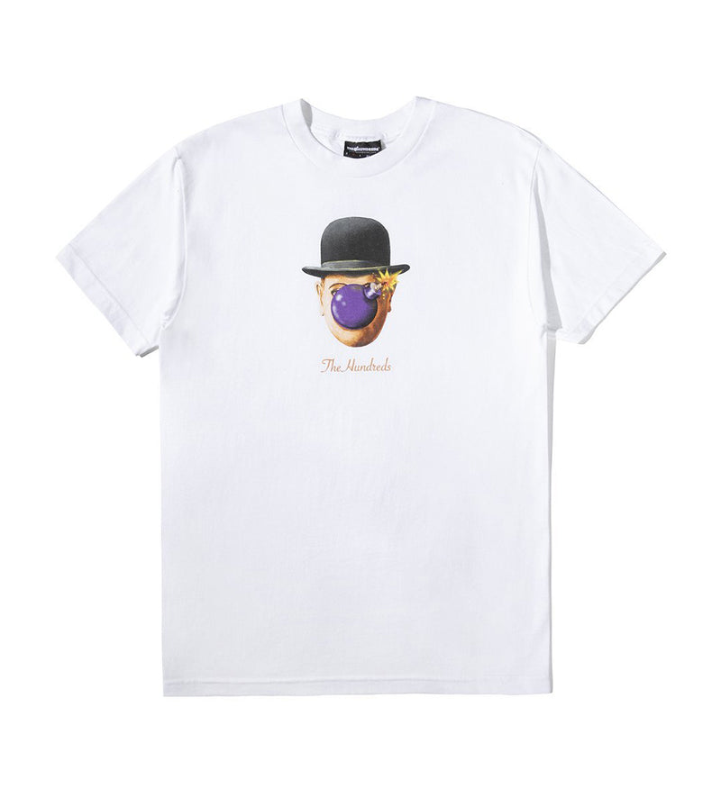 Man T-Shirt (White)