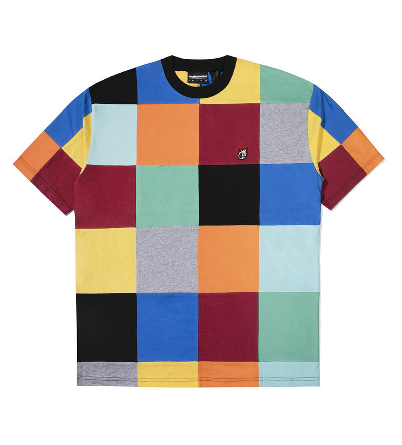 Patchwork T-Shirt (Multi)