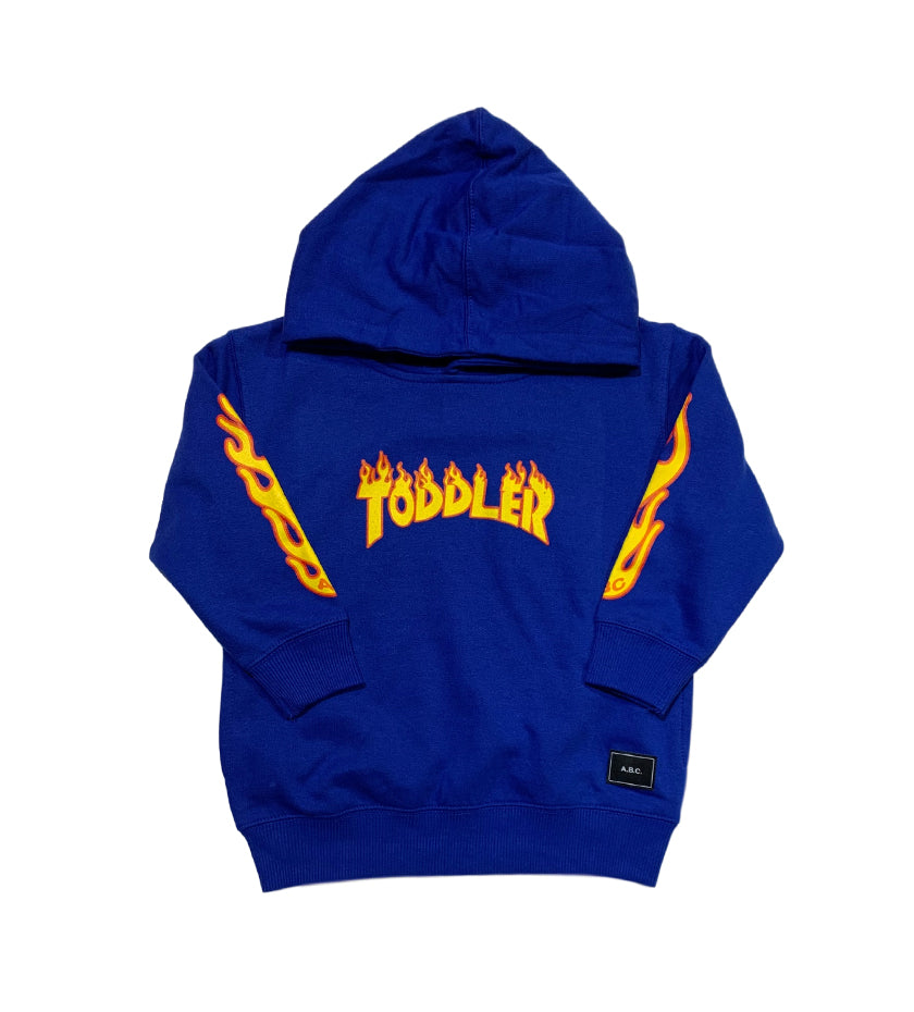 Toddler 2.0 Hoody (Royal)