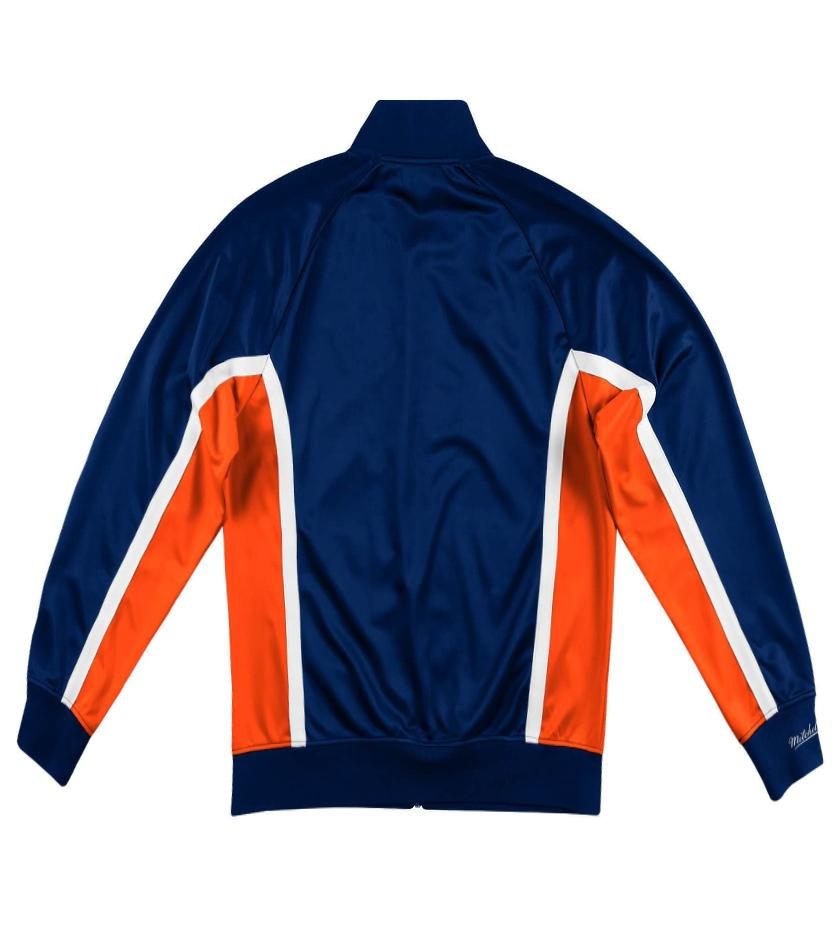 Astros Championship Game Track Jacket (Navy)